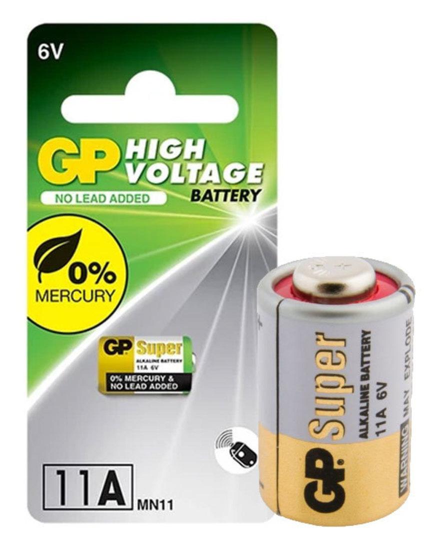 GP 11A GP11A MN11 L1016 6V Alkaline Battery image 0