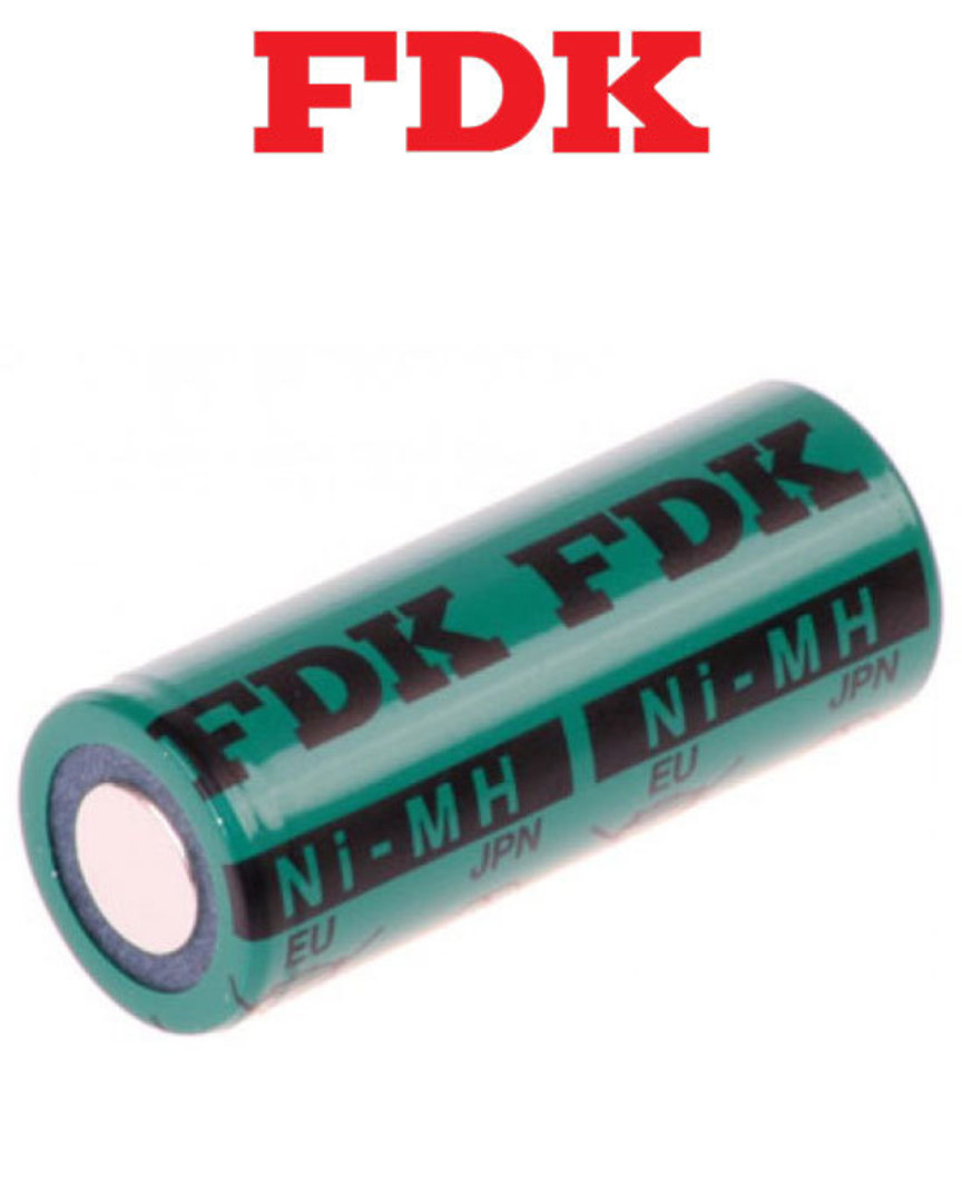 FDK HR-4/5AU 4/5 A Size NiMH Industrial Standard Cylindrical image 0