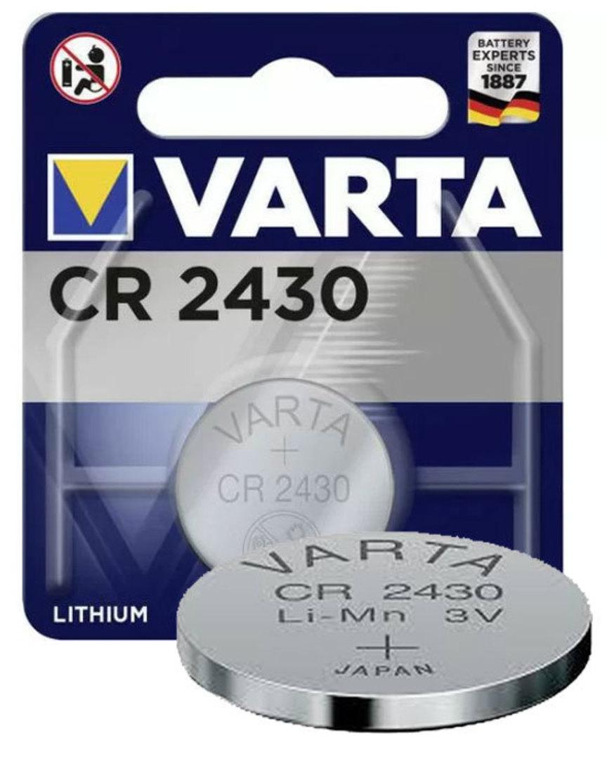VARTA CR2430 Lithium Battery image 0