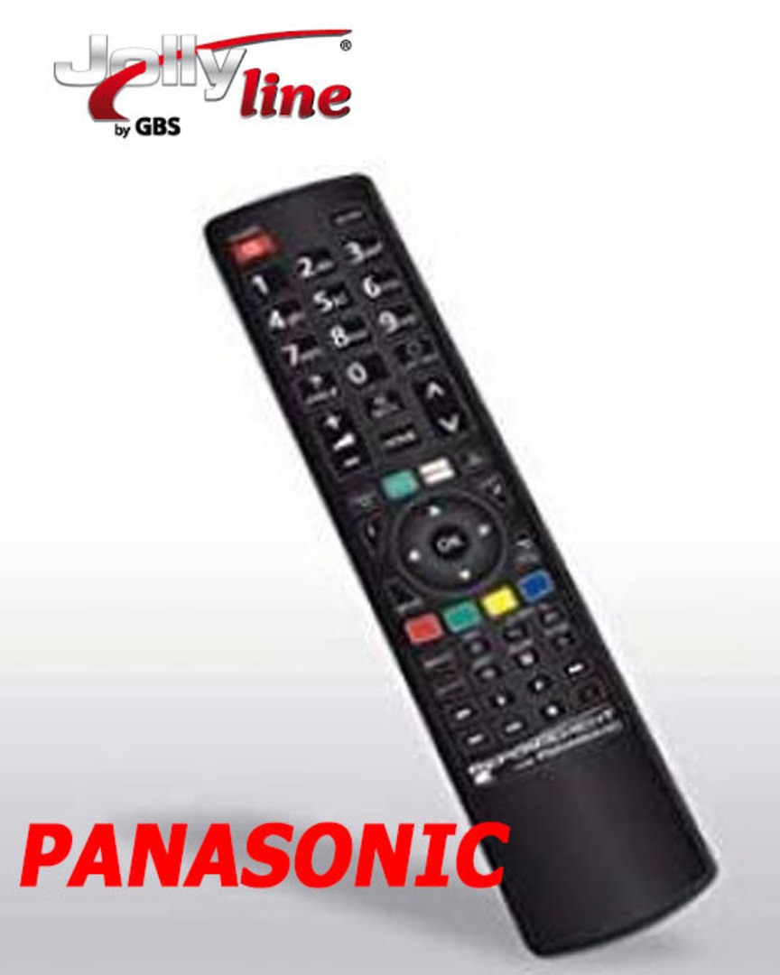 Replacement Remote Control for Hisense TVs image 0