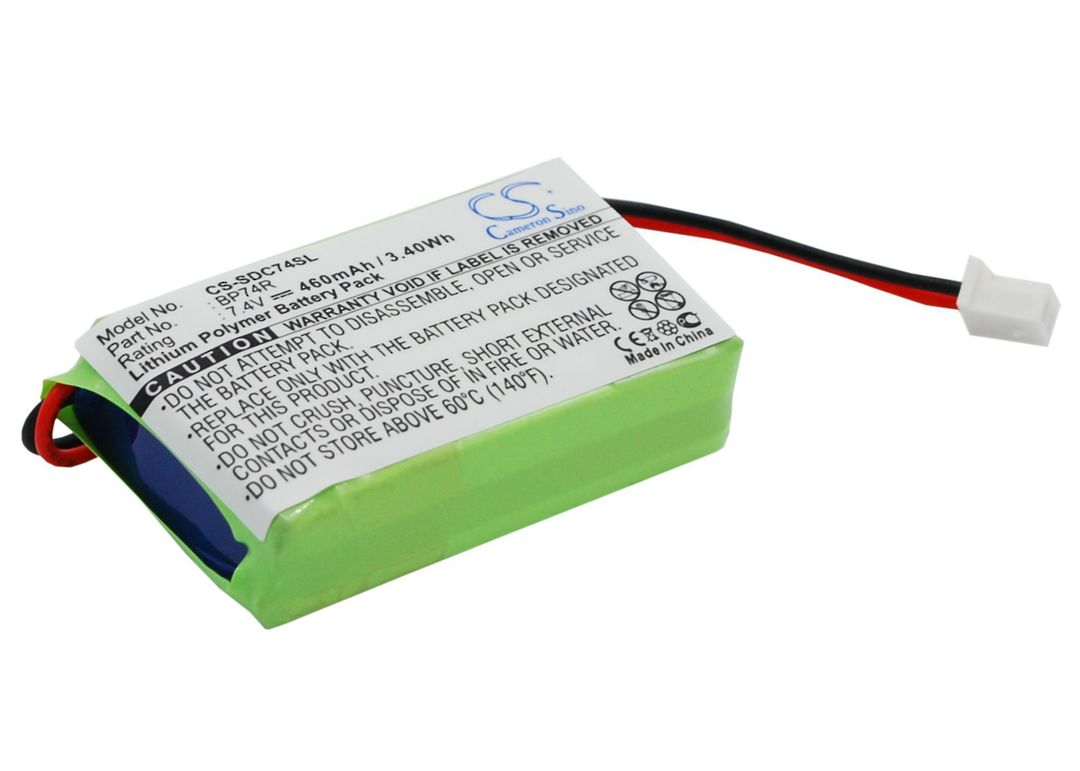Dogtra 2300NCP 2302NCP BP74R Compatible Battery image 0
