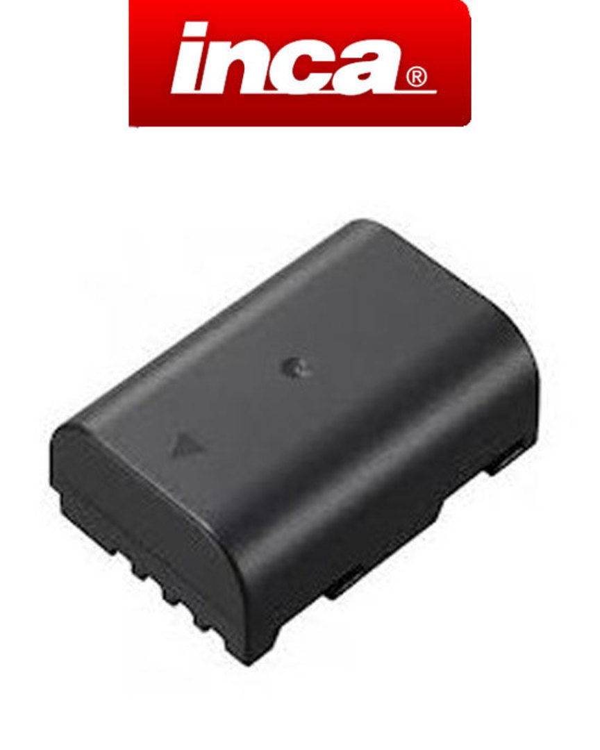 INCA PANASONIC DMW-BLF19 Camera Battery image 0