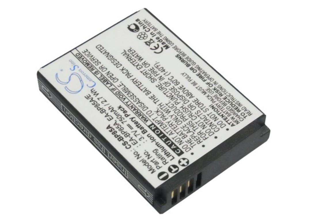 SAMSUNG BP85A, EA-BP85A, EA-BP85A/E Compatible Battery image 0