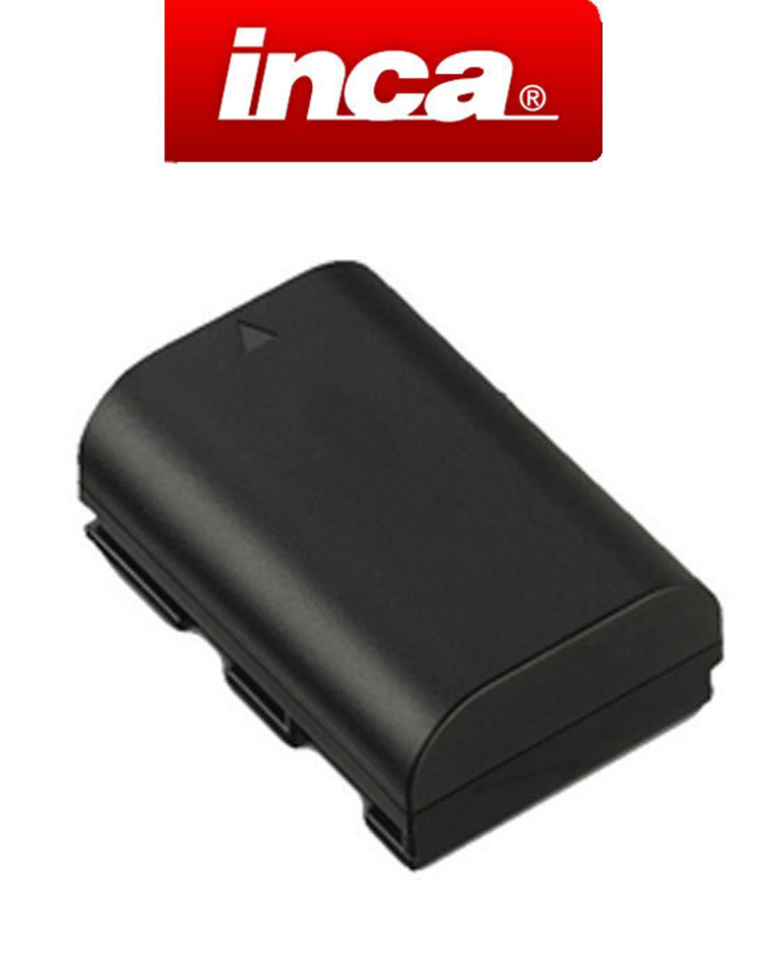 INCA CANON LPE6 Compatible Battery image 0