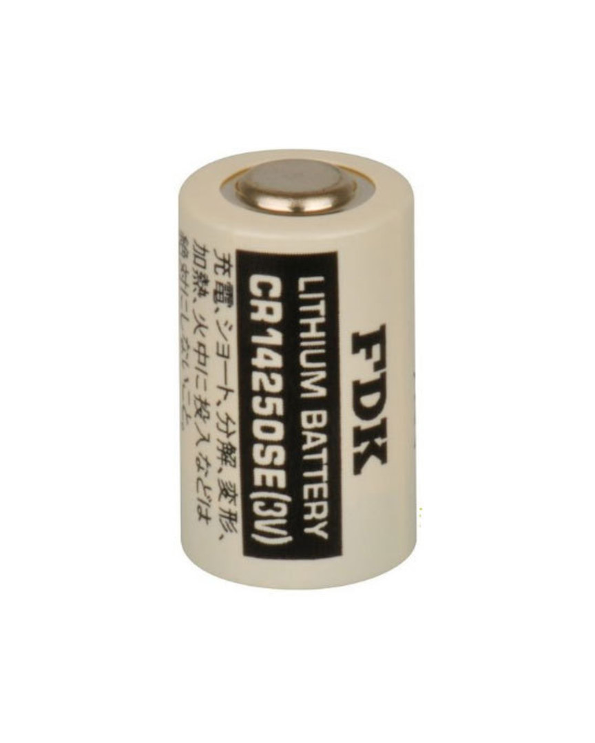 FDK CR14250SE 1/2AA Specialised Lithium Battery image 0