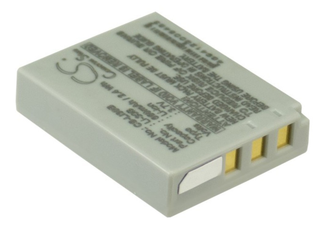 OLYMPUS Li-30B Compatible Battery image 0