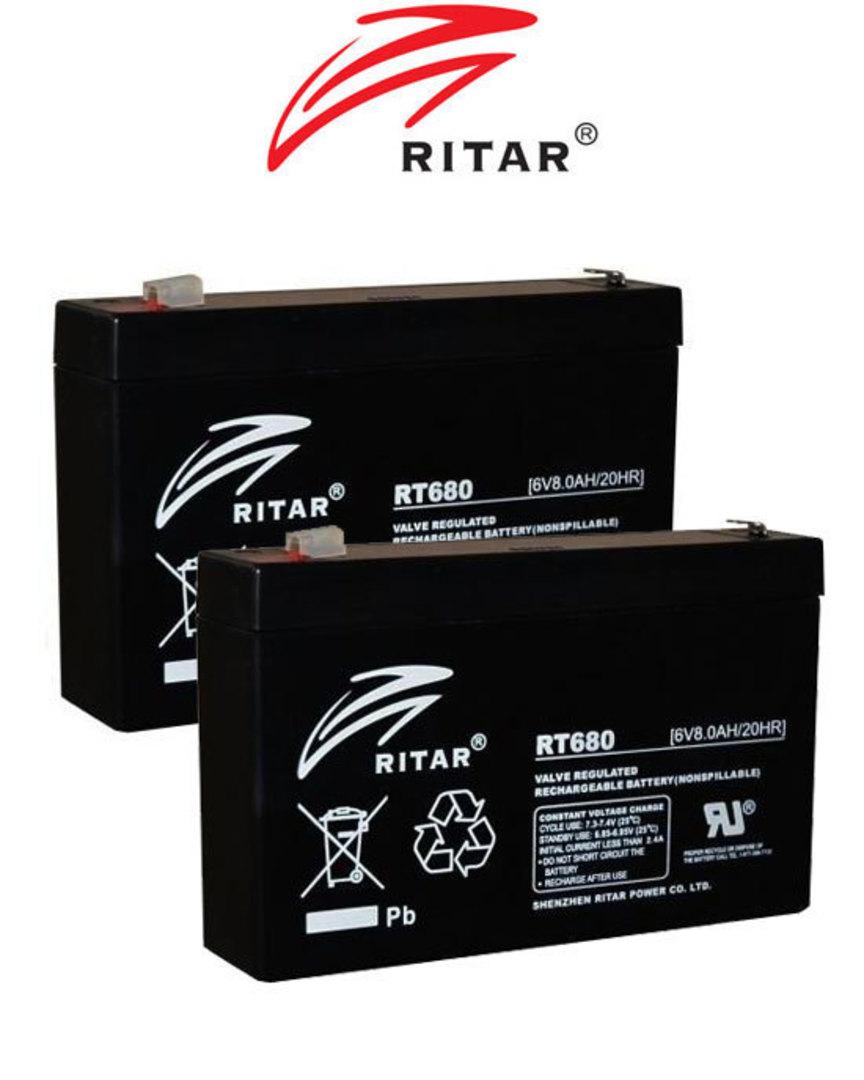 APC RBC18 Replacement Battery Kit image 0