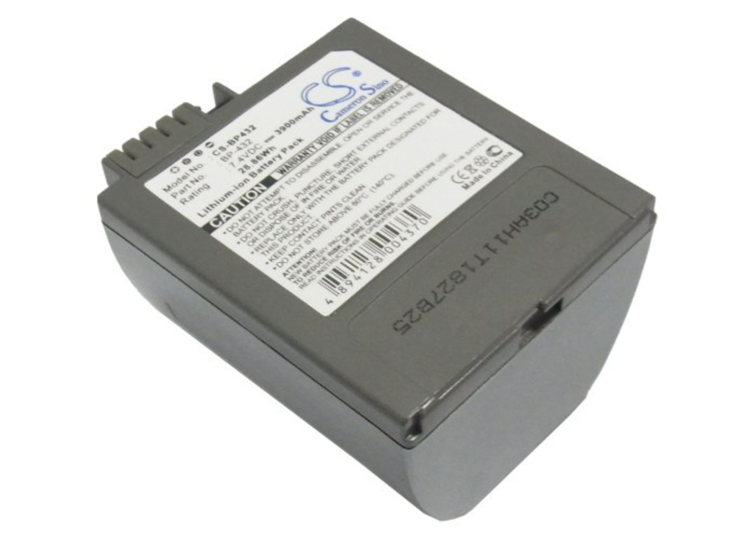 CANON BP-432 Compatible Battery image 0