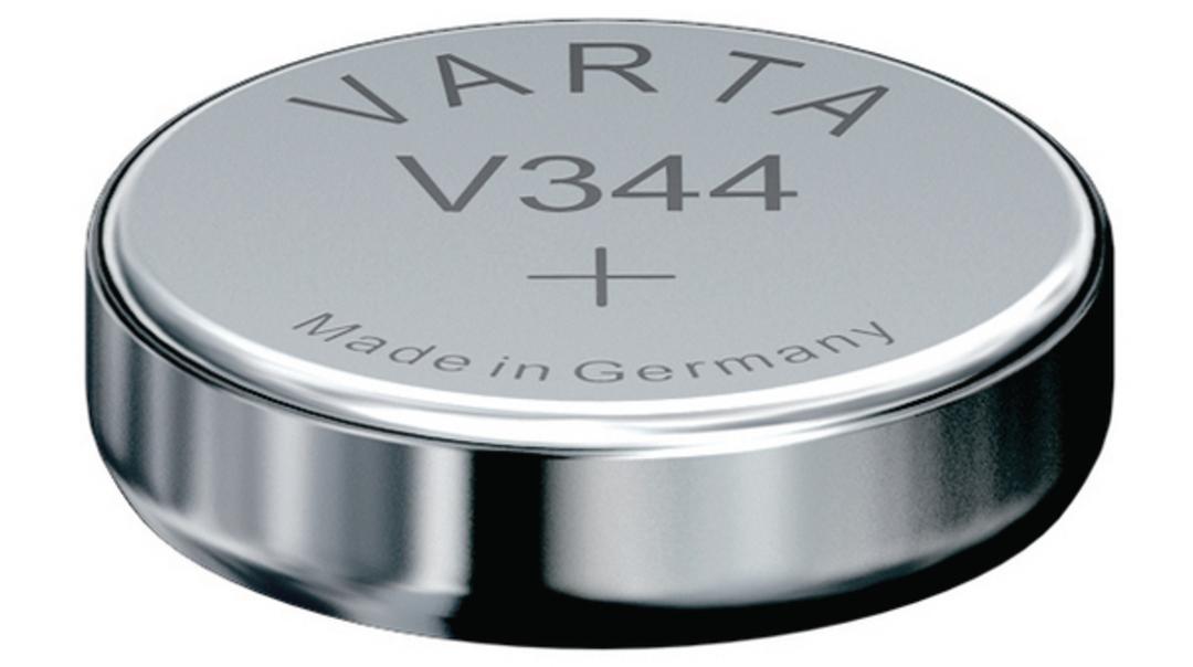 VARTA 344 350 SR42 SR1136SW Watch Battery image 0