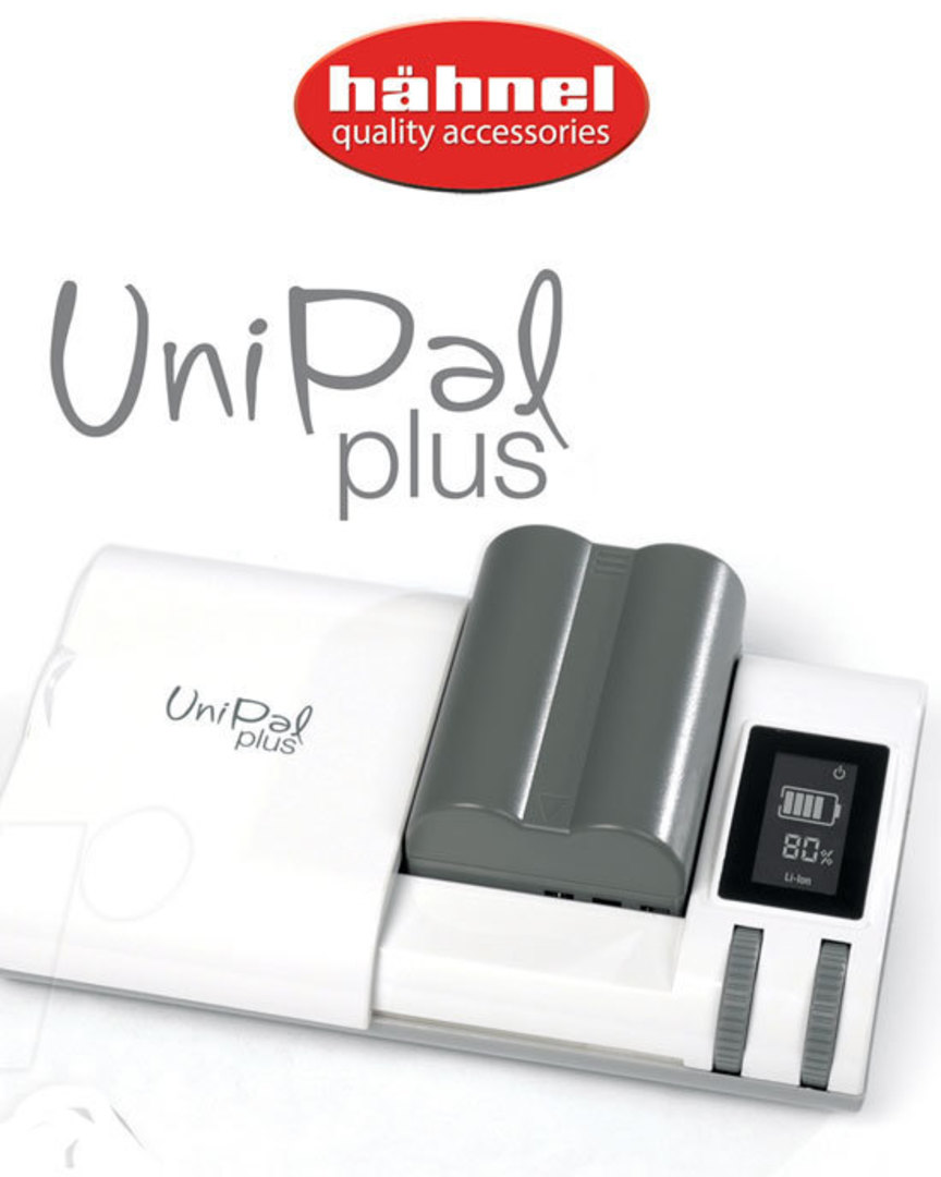 Hähnel UniPal Plus Universal Charger image 0