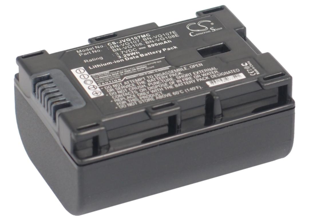 JVC BN-VG107, BN-VG107E, BN-VG107U Compatible Battery image 0