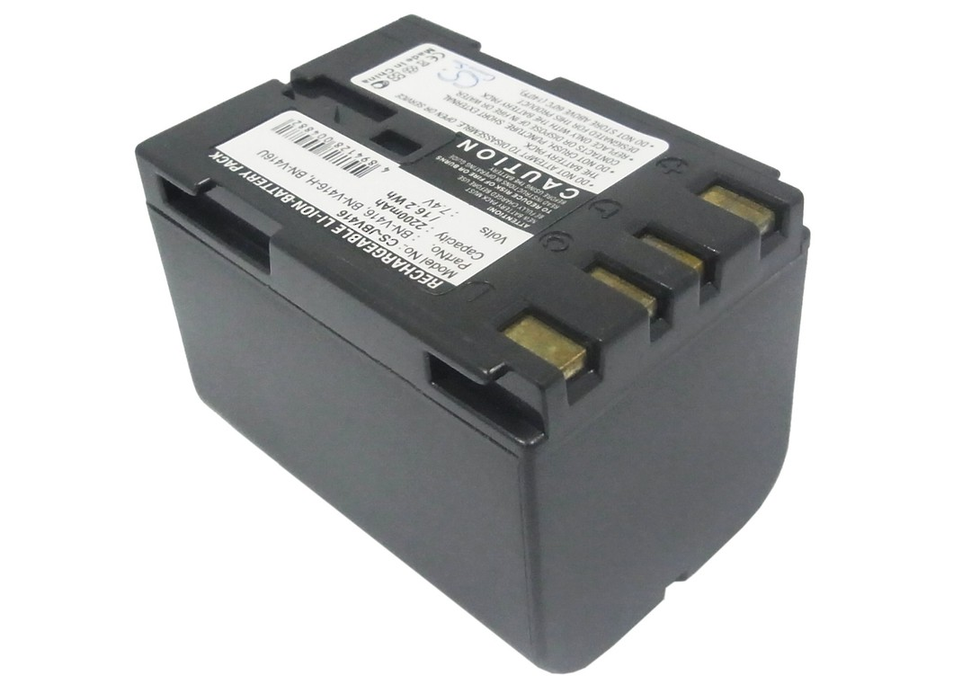 JVC BN-V416, BN-V416-H, BN-V416U Compatible Battery image 0