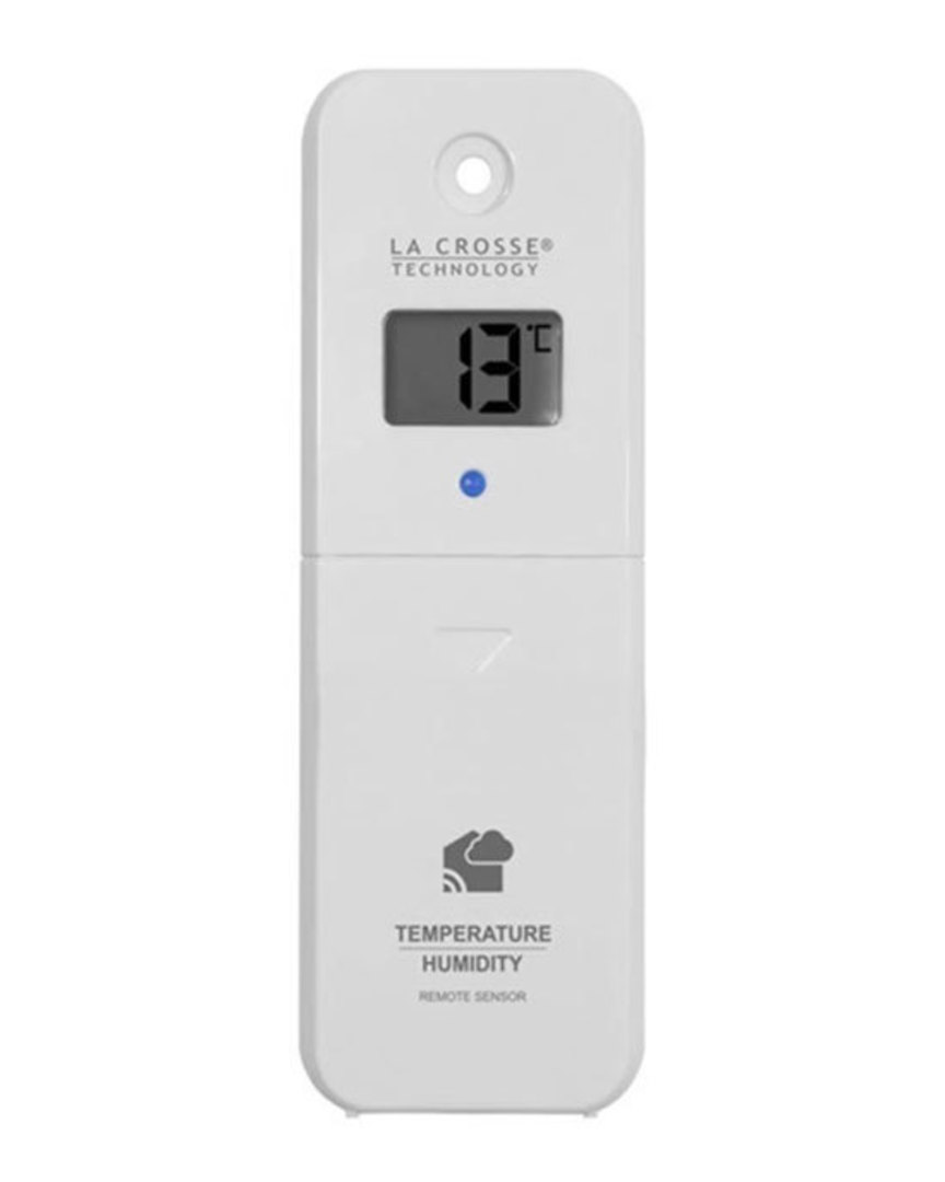 LTV-TH2 La Crosse Thermo-Hygro Sensor with LCD Display image 0