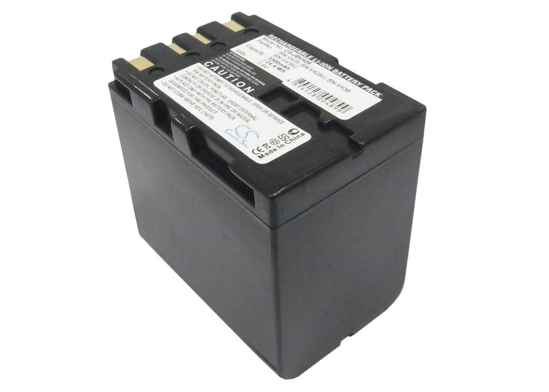 JVC BN-V428, BN-V428U, BN-V438 Compatible Battery image 0