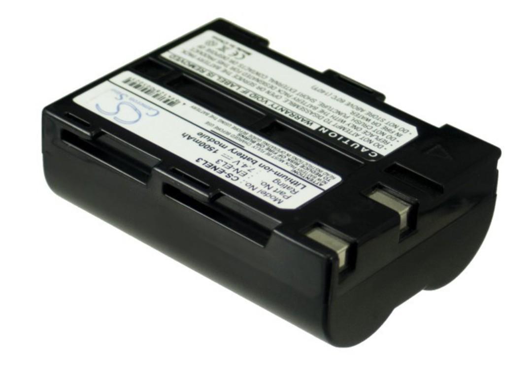 NIKON EN-EL3, EN-EL3a D100 Compatible Battery image 0