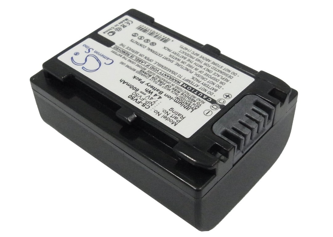 SONY NP-FV50 Compatible Battery image 0