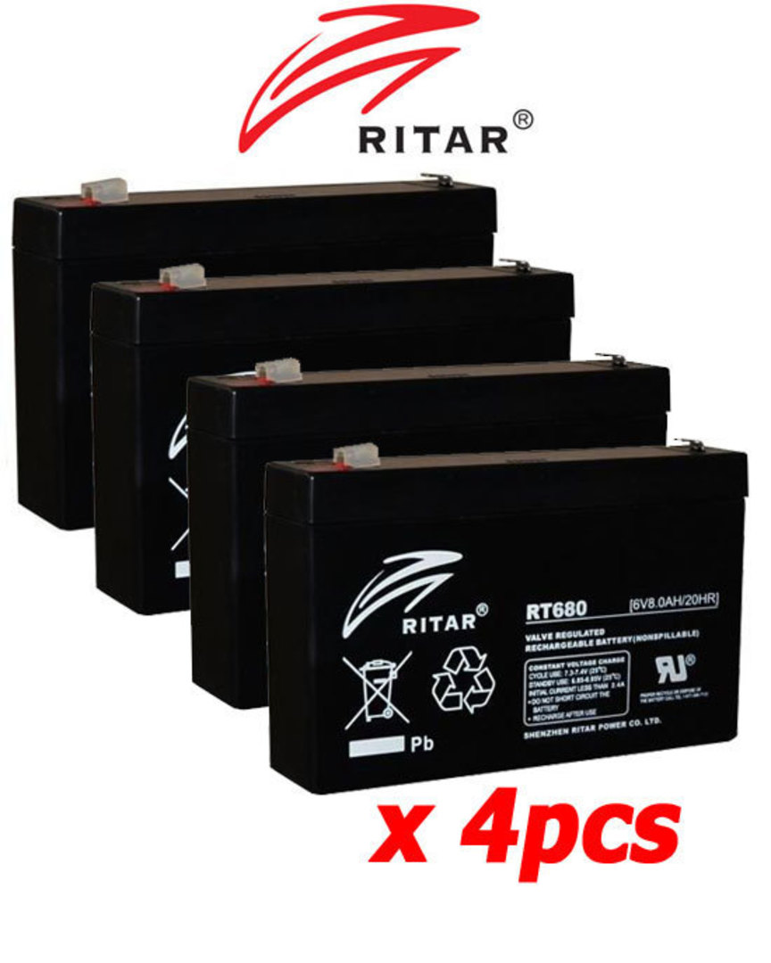 APC RBC34 Replacement Battery Kit image 0