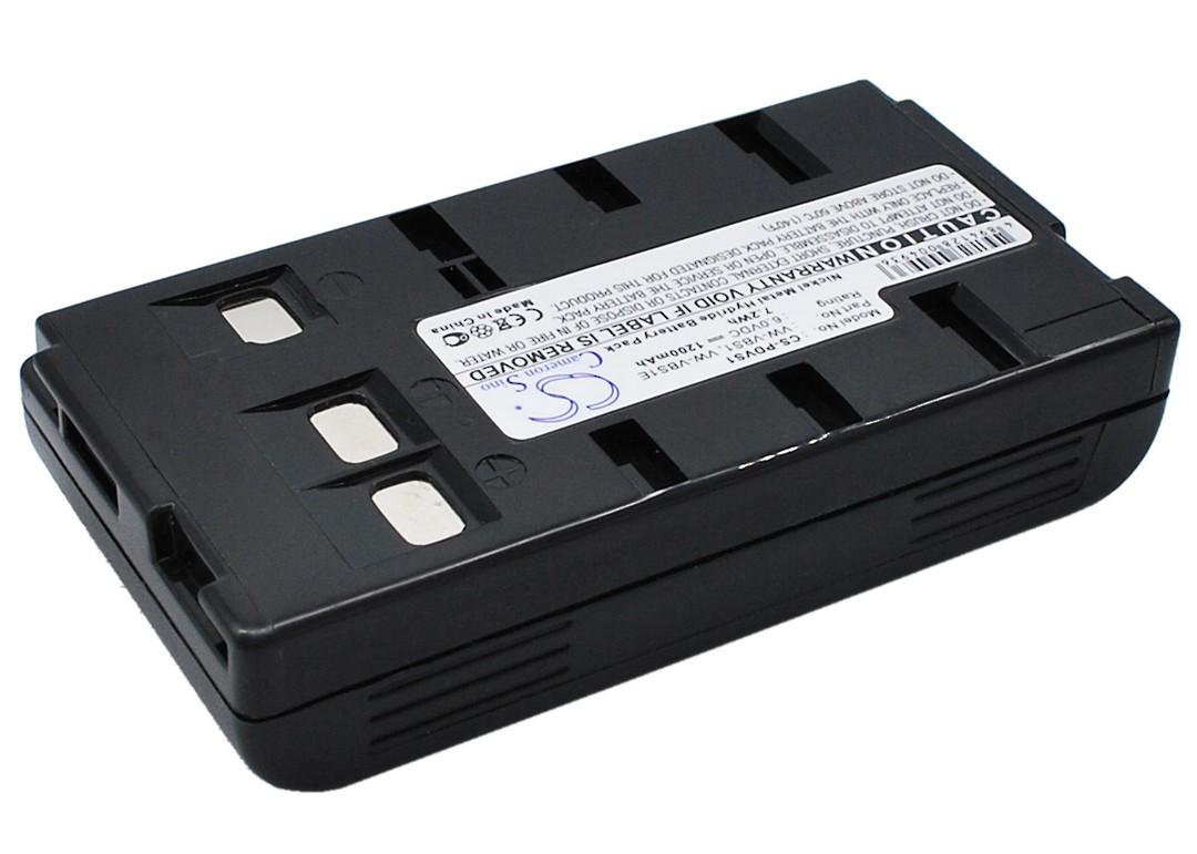 PANASONIC VW-VBS1 VW-VBS1E Compatible Battery image 0