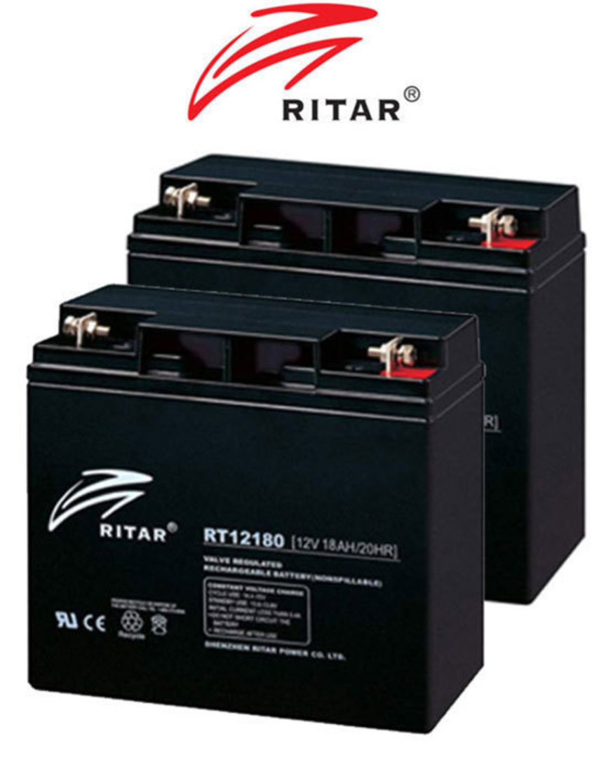 APC RBC7 RBC49 RBC50 Replacement Battery Kit image 0
