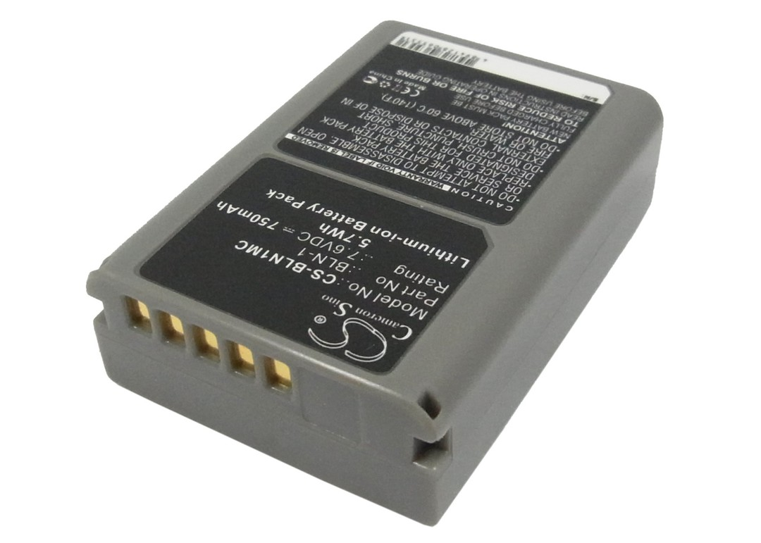 OLYMPUS BLN-1, EM1 II, EM5 Compatible Battery image 0