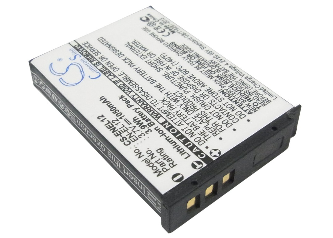 NIKON EN-EL12 Compatible Battery image 0