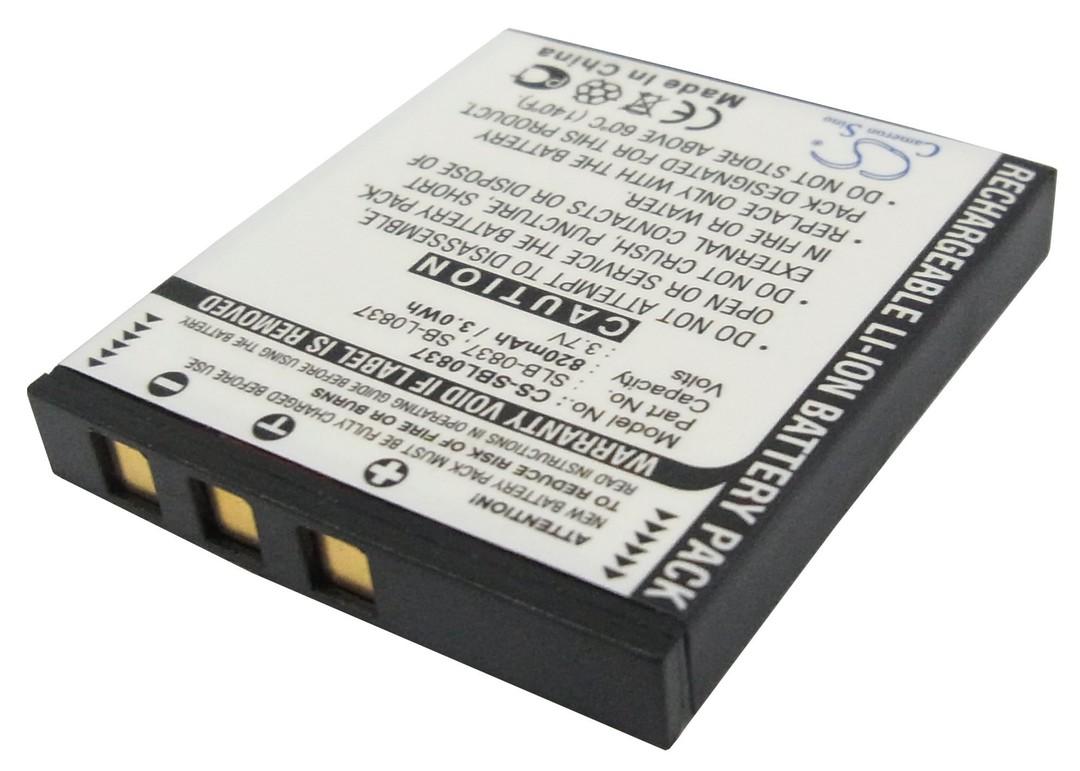 SAMSUNG SBL0837 SBL-0837 Compatible Battery image 0