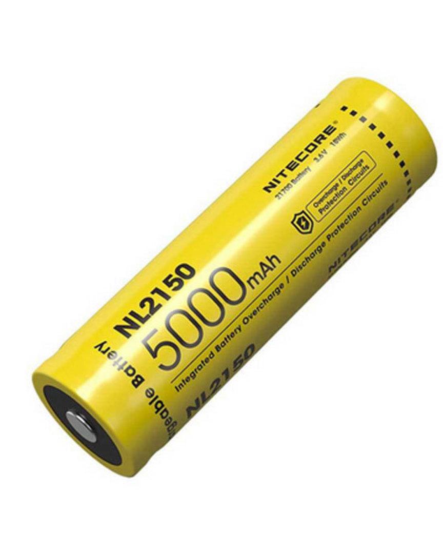 NITECORE NL2150 5000mAh 8A Lithium Battery image 0