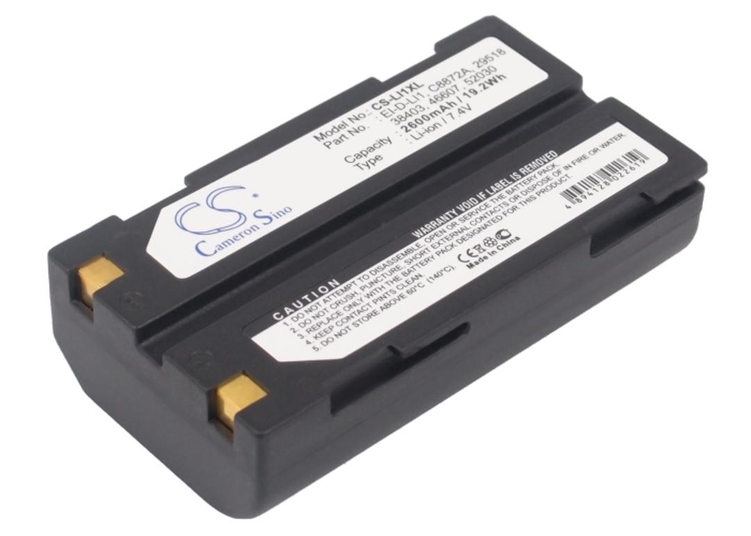 EI-D-LI1 46607 52030 Compatible Battery image 0