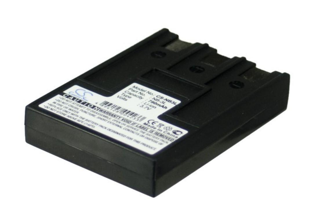 CANON NB-3L NB3L Compatible Battery image 0