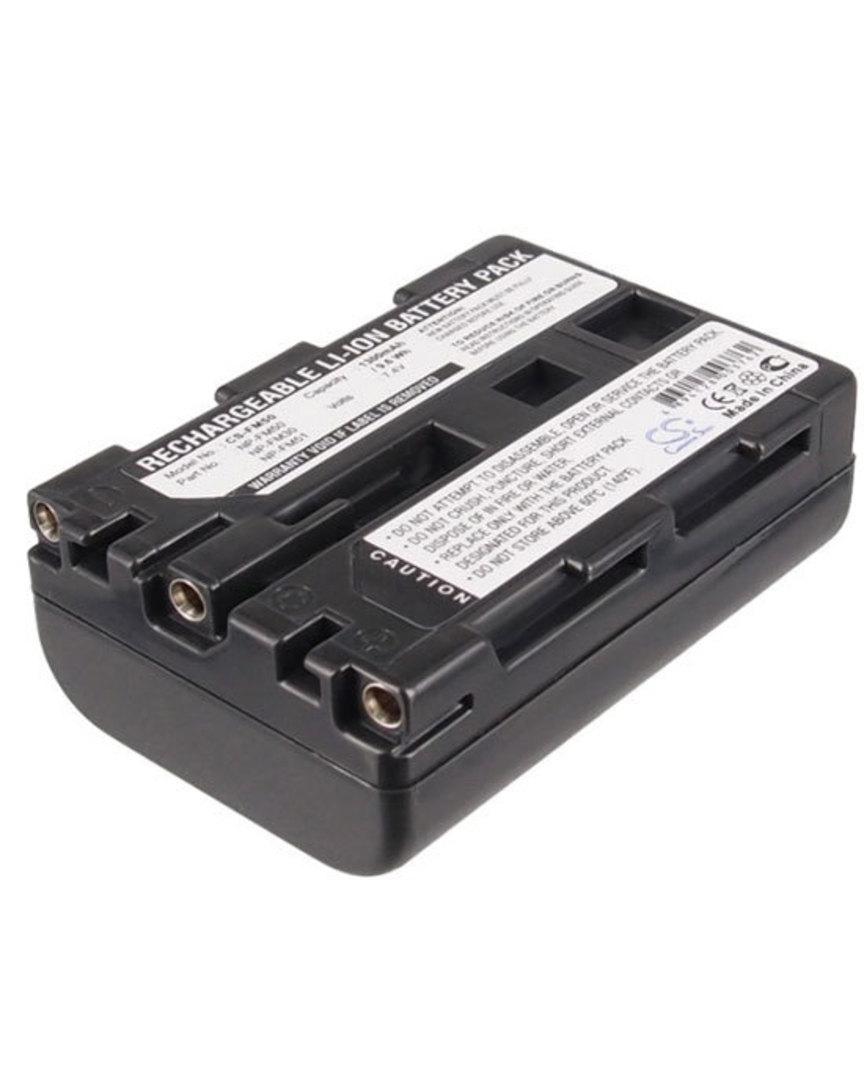 SONY NP-FM30 FM50 FM51 Compatible Battery image 0