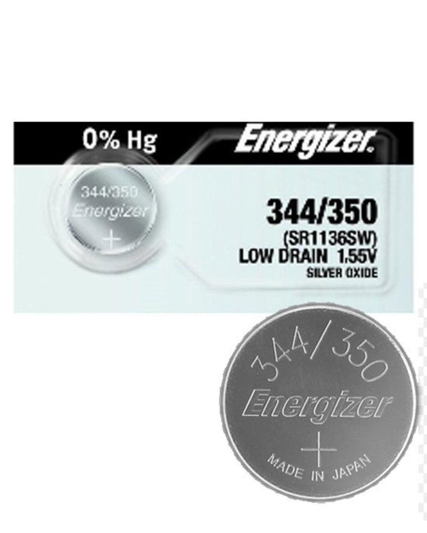 ENERGIZER 344 350 SR42 SR1136SW Battery image 0