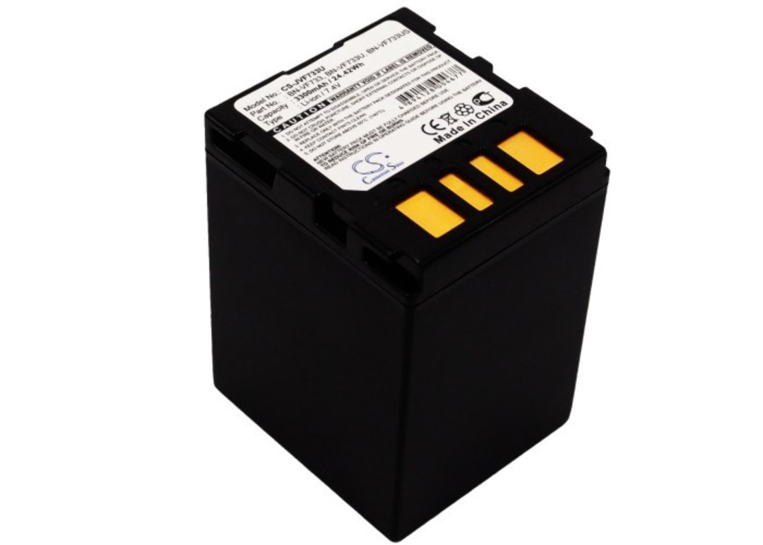 JVC BN-VF733, BN-VF733U, BN-VF733US Compatible Battery image 0