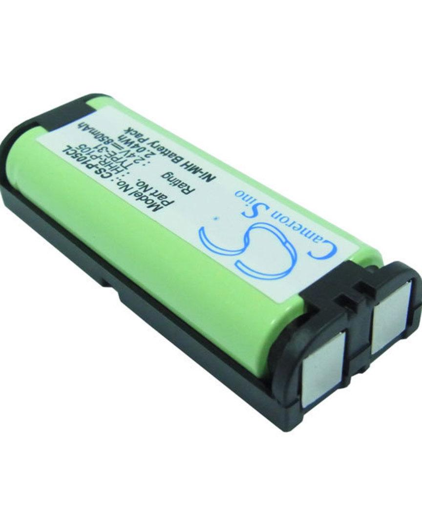 PANASONIC HHR-P105 HHRP105 TYPE 31 Cordless Phone Battery image 0