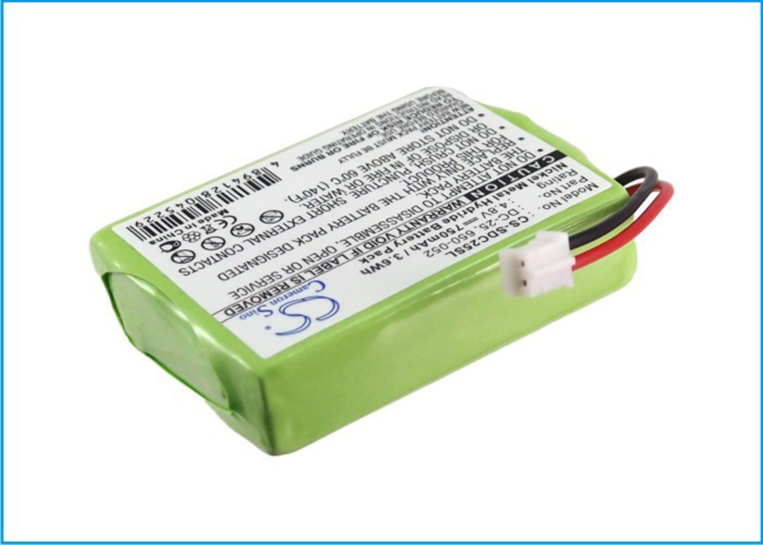 KINETIC MH750PF64HC Sportdog SR200 Compatible Battery image 0