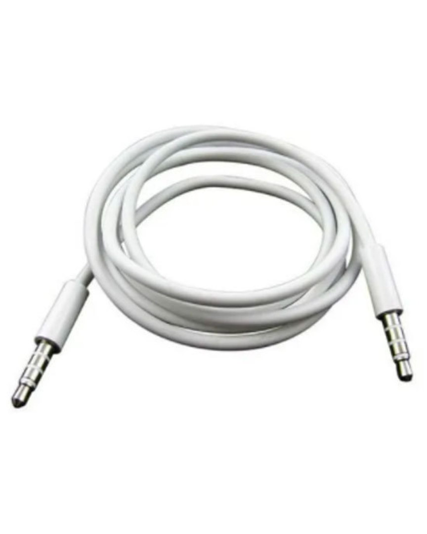 3.5MM TO 3.5MM STEREO AUDIO CABLE 1M image 0