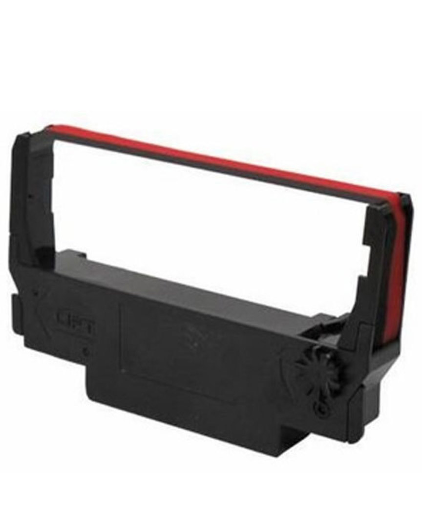 Compatible Epson Ribbon Black Red ERC30 ERC34 ERC38 image 0