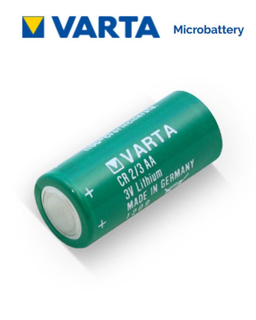 VARTA CR2/3AA Lithium Battery image 0