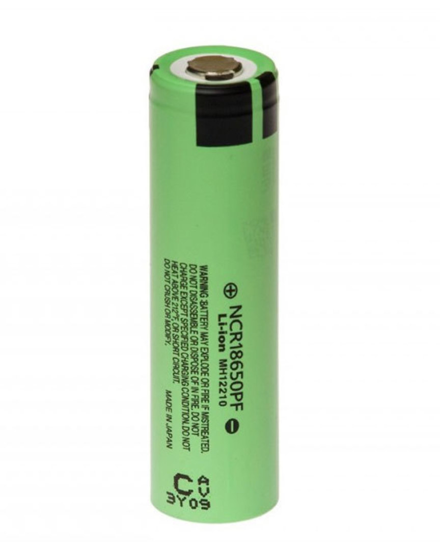 PANASONIC NCR18650PF 18650 Rechargeable Battery image 0