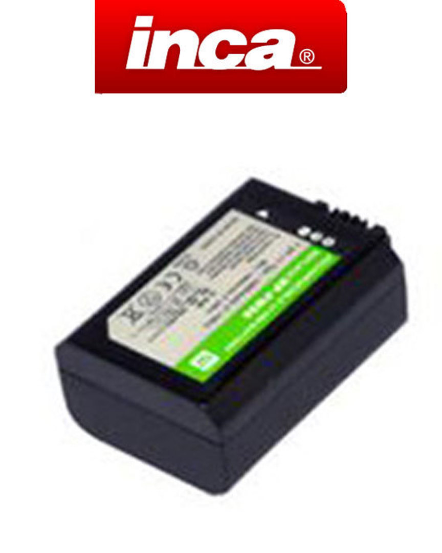INCA SONY NP-FW50 Compatible Battery image 0