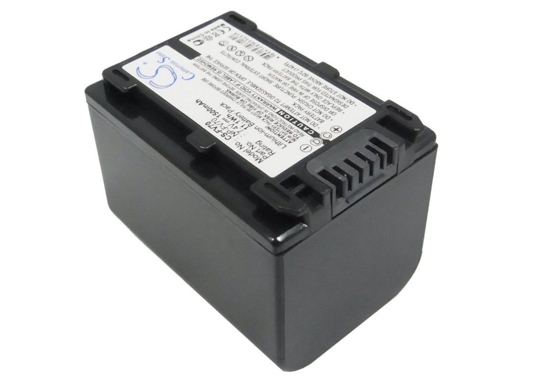 SONY NP-FV70 Compatible Battery image 0
