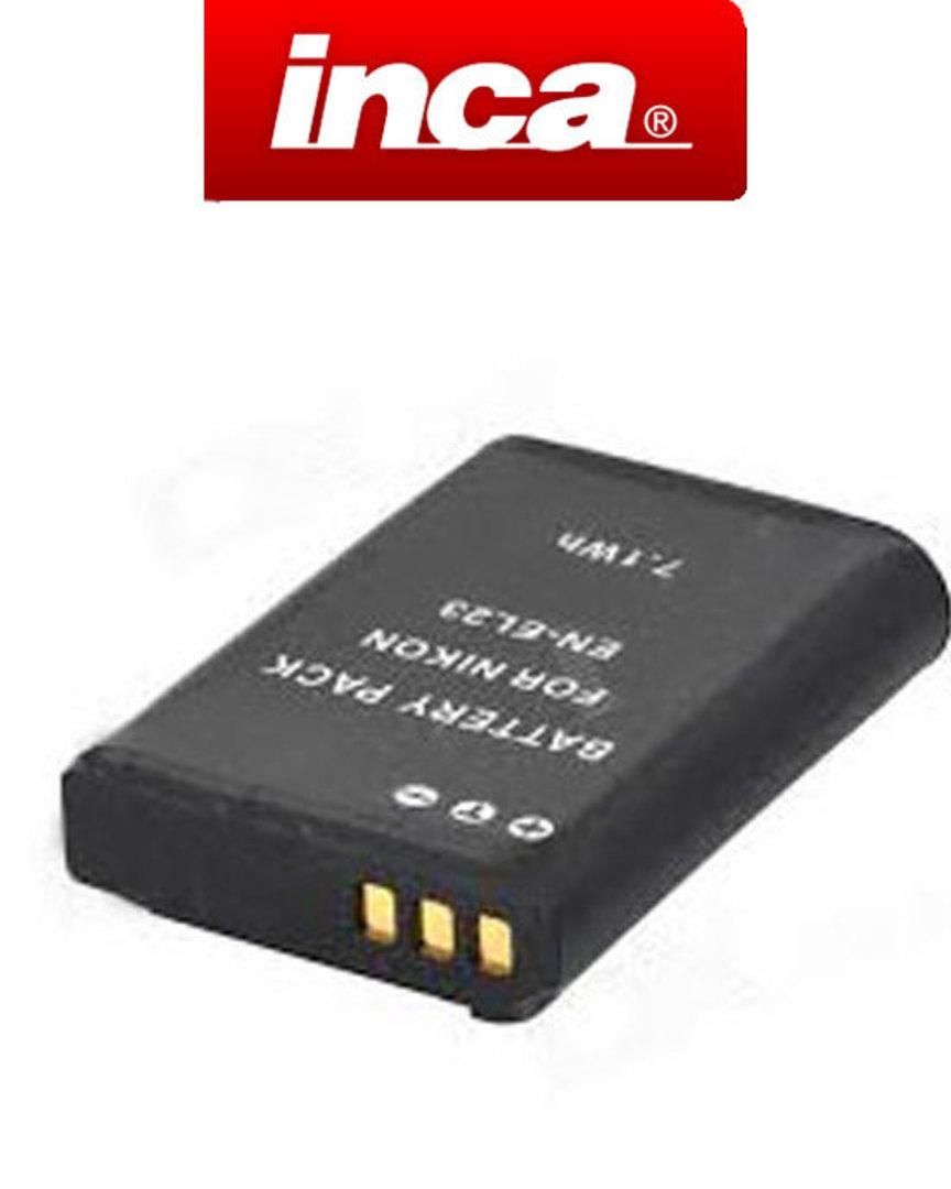 INCA NIKON EN-EL23 Compatible Battery image 0