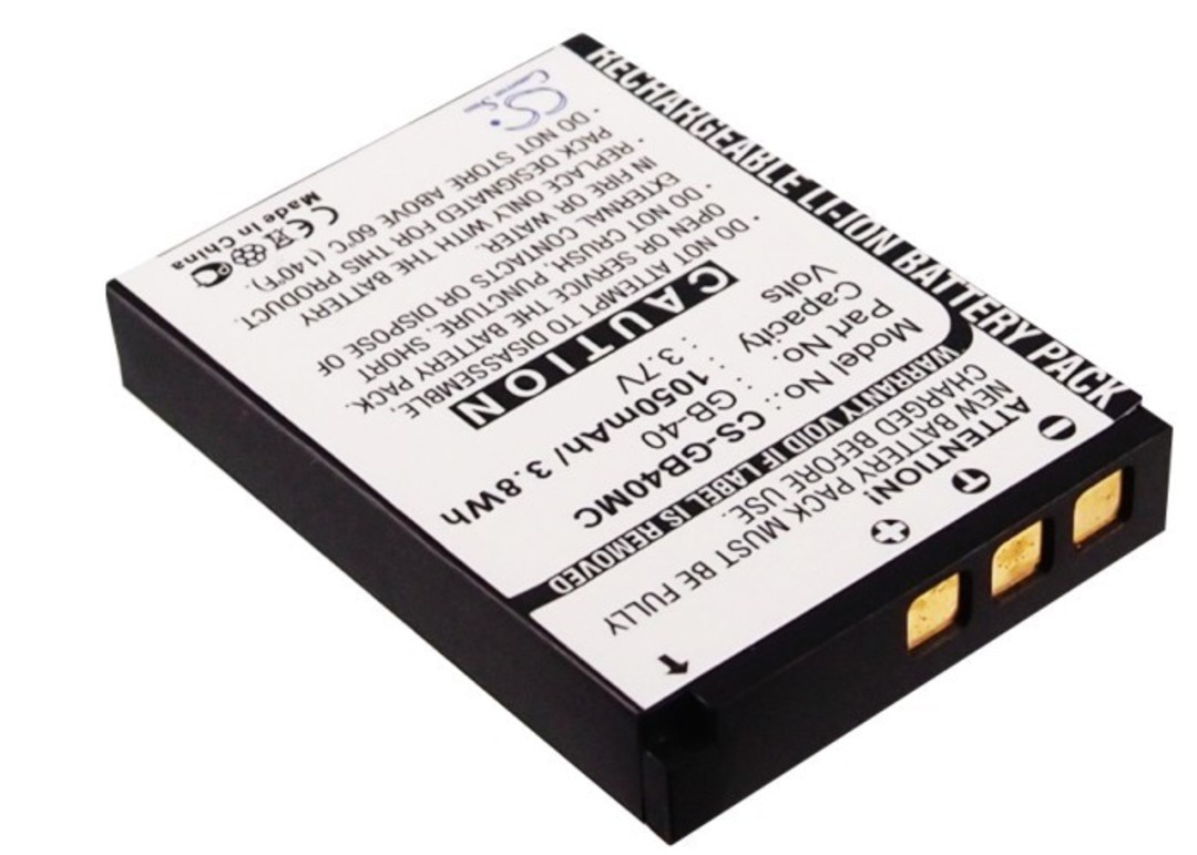 GE GB-40 Compatible Battery image 0