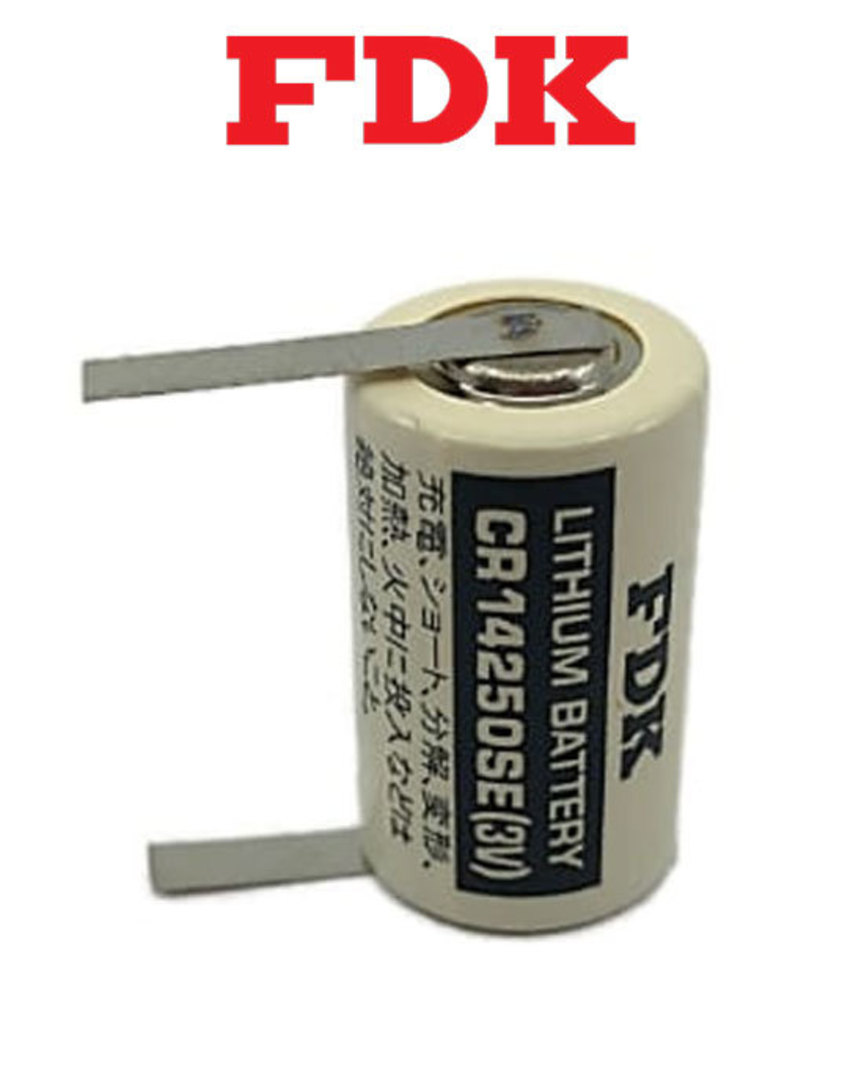 FDK CR14250SE TAG Specialised Lithium Battery image 0