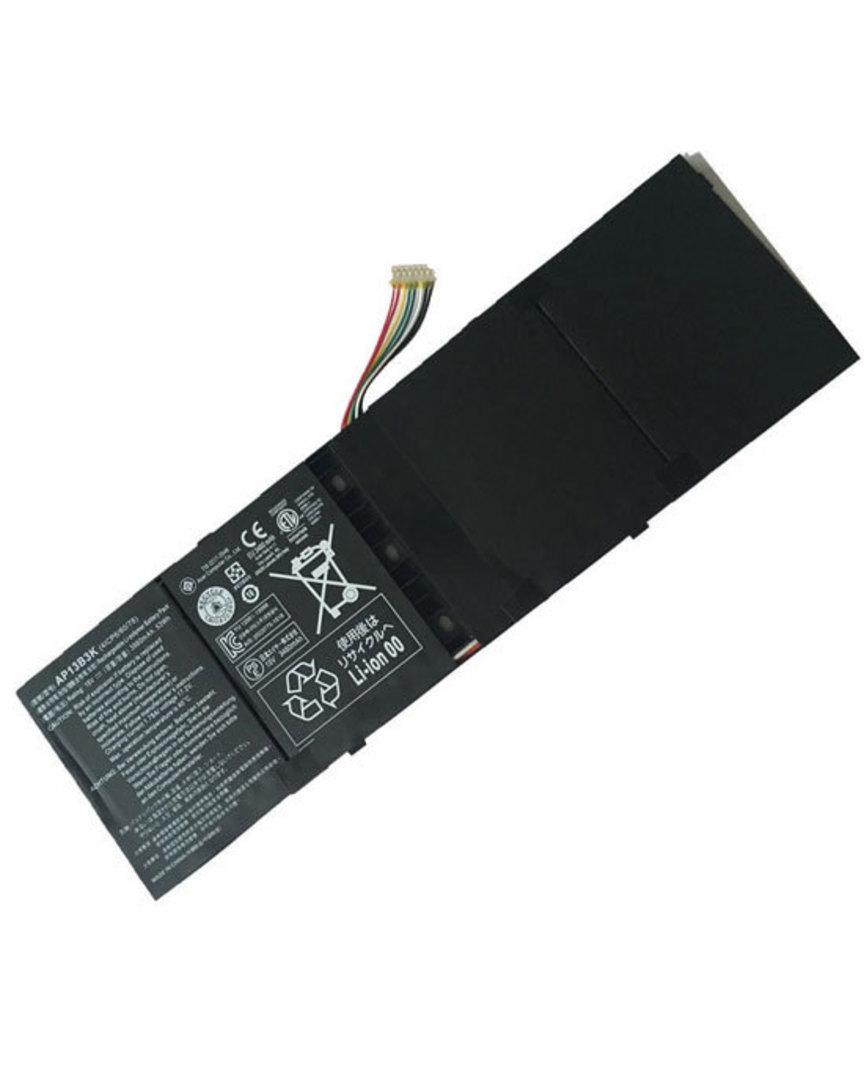 Original Acer V5-472 572 AP13B8K Battery image 0