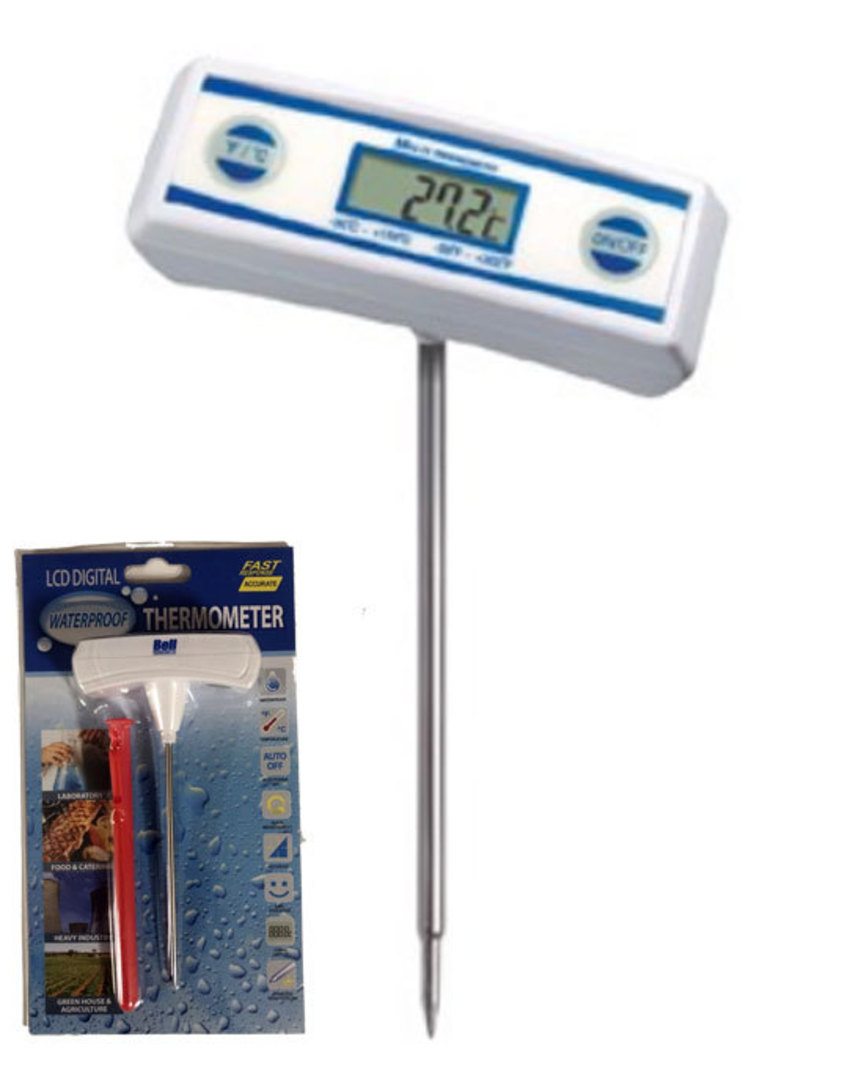 ATN-9211A LCD Digital Soil Thermometer image 0