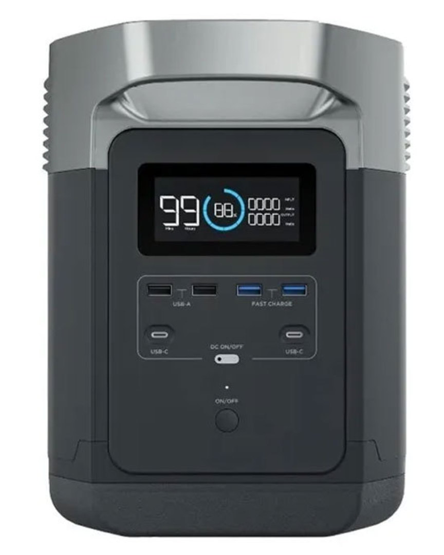 EcoFlow DELTA Portable Power Station 350000mAh image 1