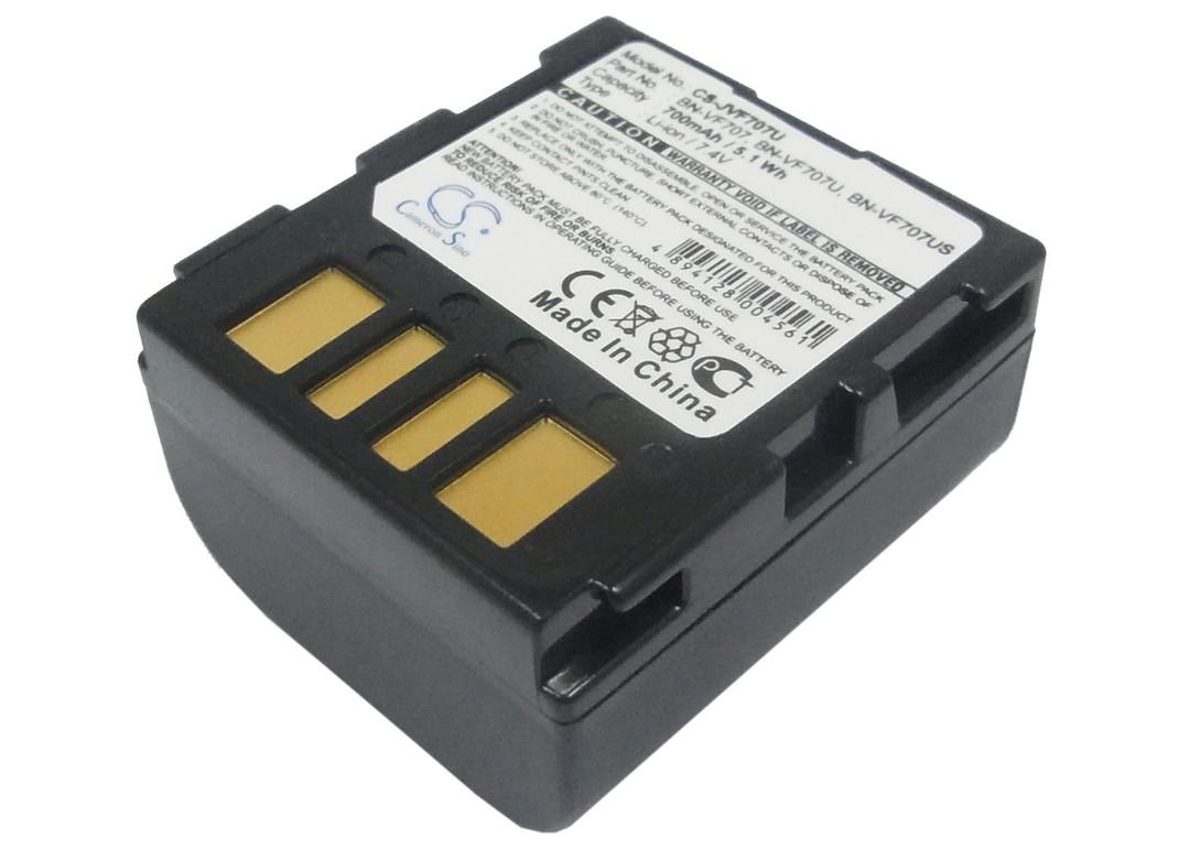 JVC BN-VF707, BN-VF707U, BN-VF707US Compatible Battery image 0