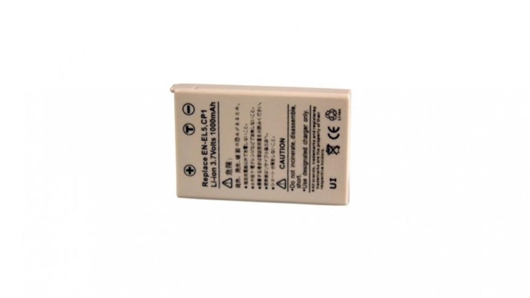 INCA NIKON EN-EL5 ENEL5 CP1 Compatible Battery image 1