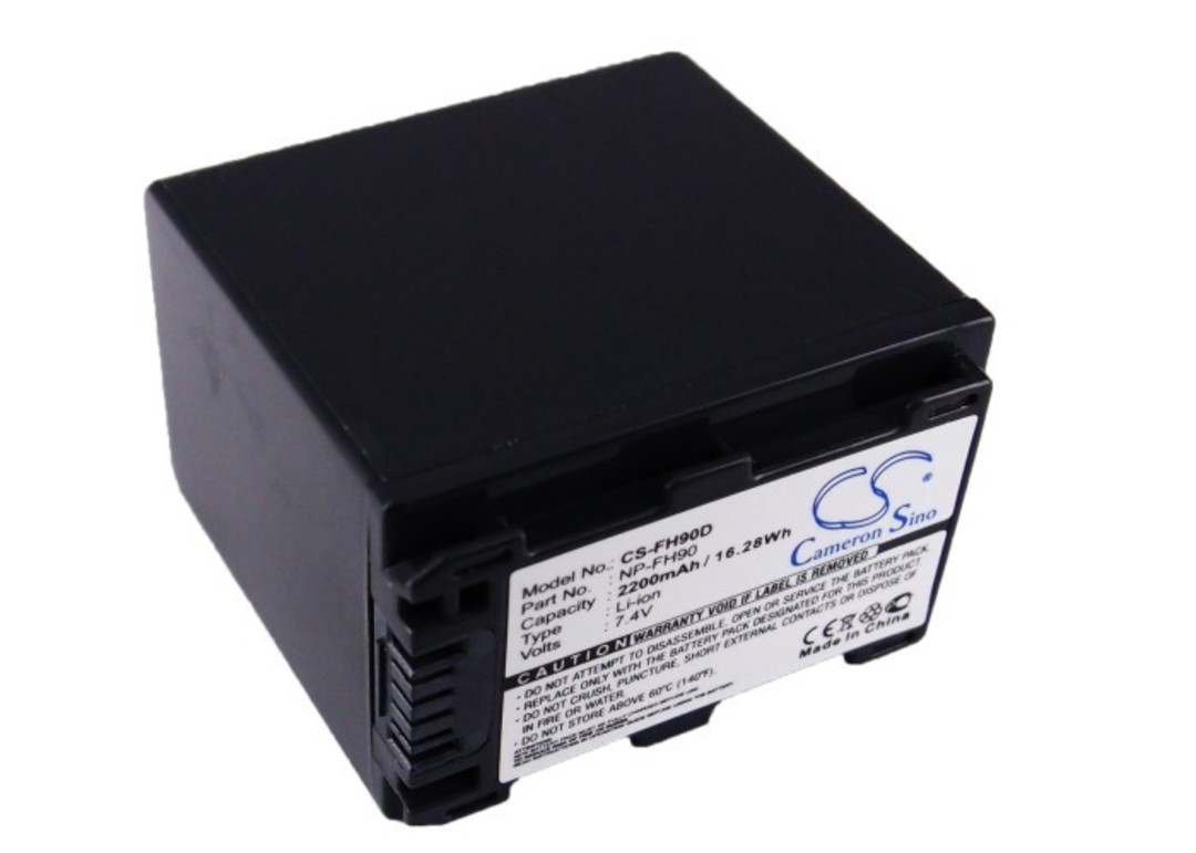 SONY NP-FH90 Compatible Battery image 0