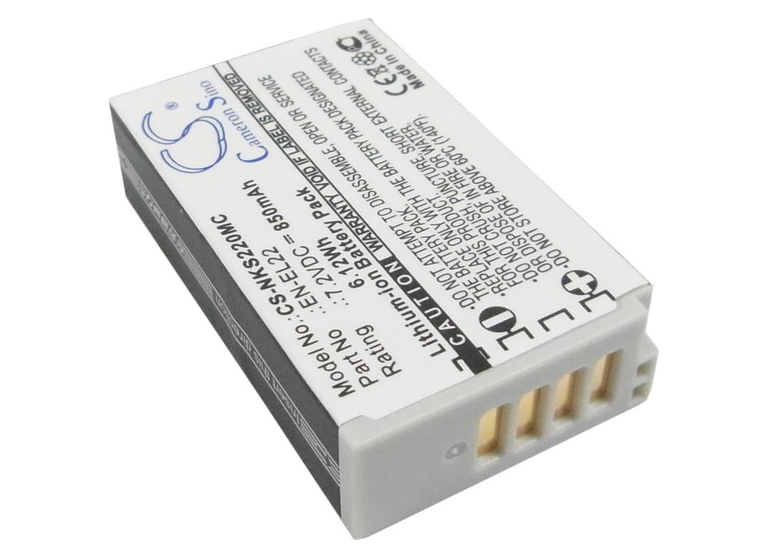 NIKON EN-EL22 Compatible Battery image 0